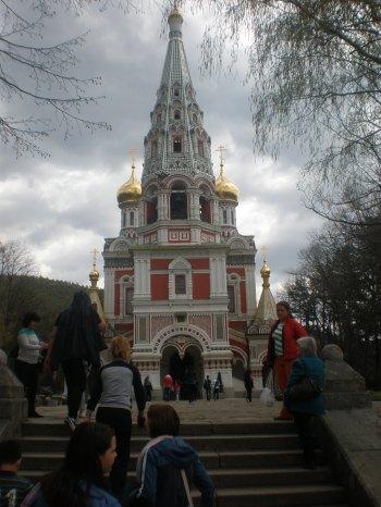 """Към Шипченския манастир """"Свето Рождество Христово"""""""