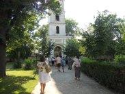 На път към чудотворната икона на свети Георги в Ямбол