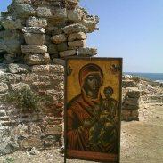 Древната църква - сегашен изглед