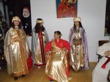 Сценка: Цар Ирод и тримата мъдреци