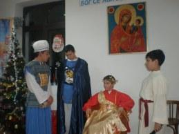Царят разпитва за мъдреците