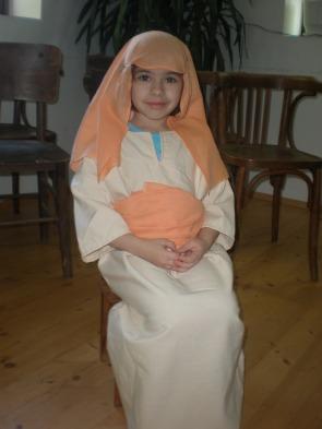 Най-малката актриса
