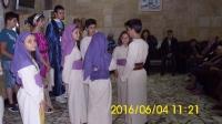 Вълненията на народа след Разпятие Христово