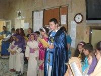 Изпълнение на църковна песен