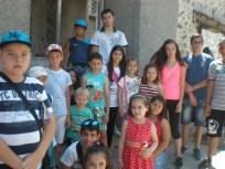 Децата от неделното училище