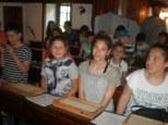 В класната стая на взаимното училище