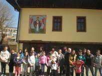 """На поклонение в църквата """"Свети Николай"""""""