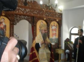 Приветствие на владиката Николай към христолюбивото население