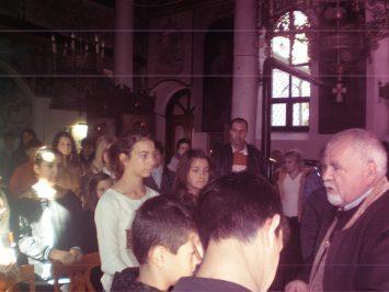 Добри пожелания и напътствия от свещеника
