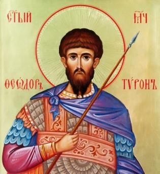 Sv.Teodor Tiron