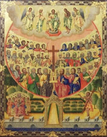 vsi svetii
