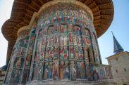 Църквата в манастира на Сучевица