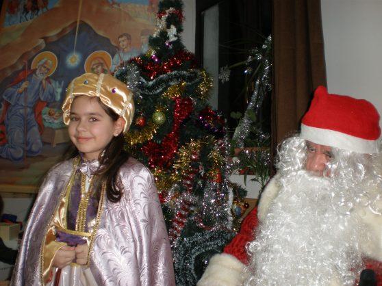 Рождество носи радост на всички