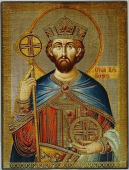 икона-св-цар-борис