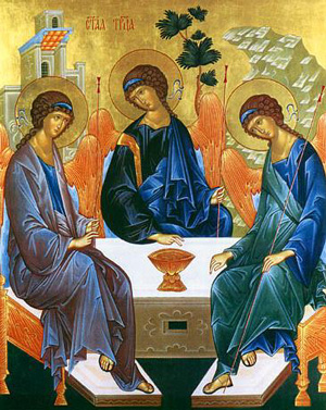 Сратозаветна Св. Троица